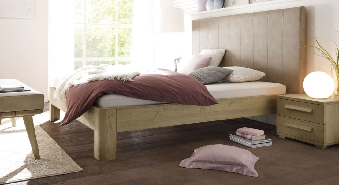 betten im landhausstil von homify. Black Bedroom Furniture Sets. Home Design Ideas