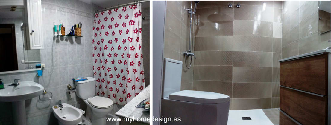 Reforma express de myhomedesign homify - Reforma express ...
