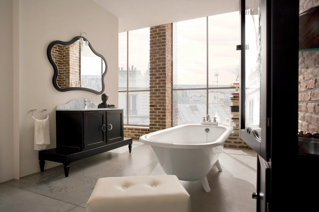 Beautiful bathrooms built for self-indulgence