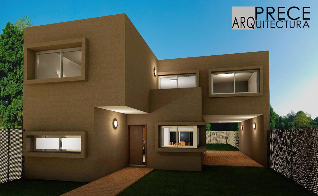 Construyendo su casa de dos pisos qued fabulosa for Costruendo su a casa mia