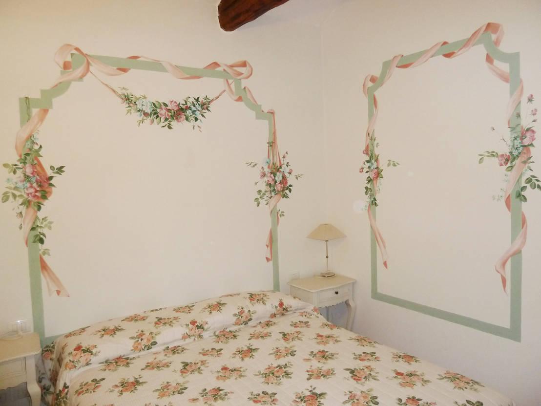 Decorazione di camera da letto di erica de rosa dipinti - Decorazioni camere da letto ...