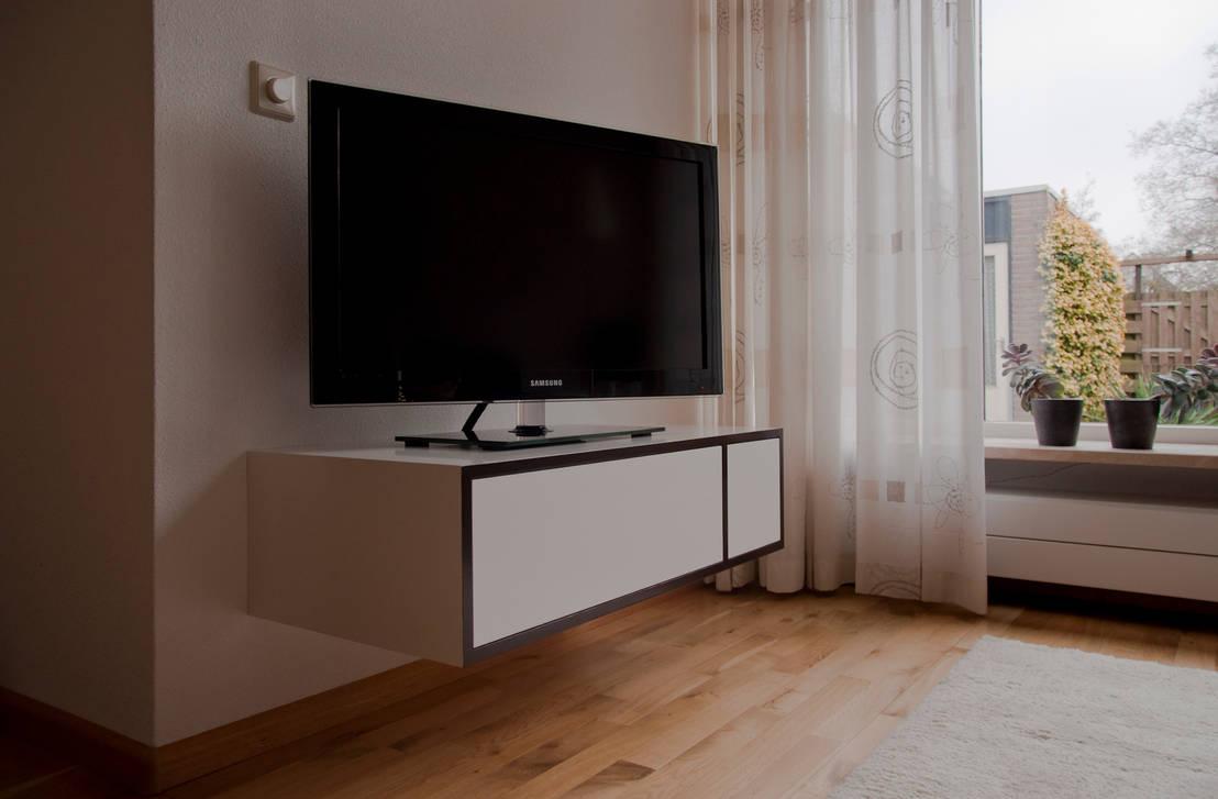 Tv In Kast : Joyce bark: tv kast meubelontwerp homify