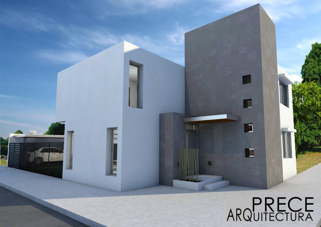 Prece Arquitectura Arquitectos En Villa Gobernador G Lvez Homify # Muebles Villa Gobernador Galvez