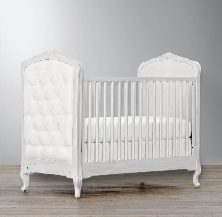 Florentine Bespoke Cot Bed By Bellamina Baby