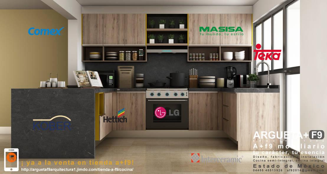 Dise O Fabricaci N De Mobiliario Y Cubiertas Para Cocinas