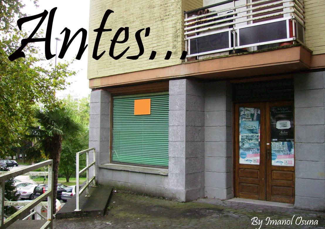 Cerraron su tienda y la convirtieron en una casa - Casa ultramoderna ...