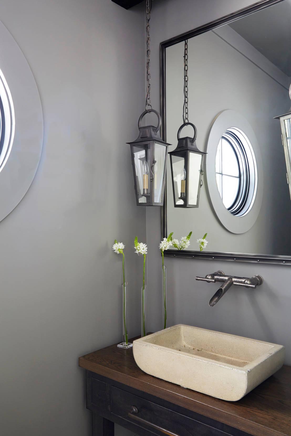 모든 차이를 만드는 작은 시작. 욕실 세부 장식 아이디어
