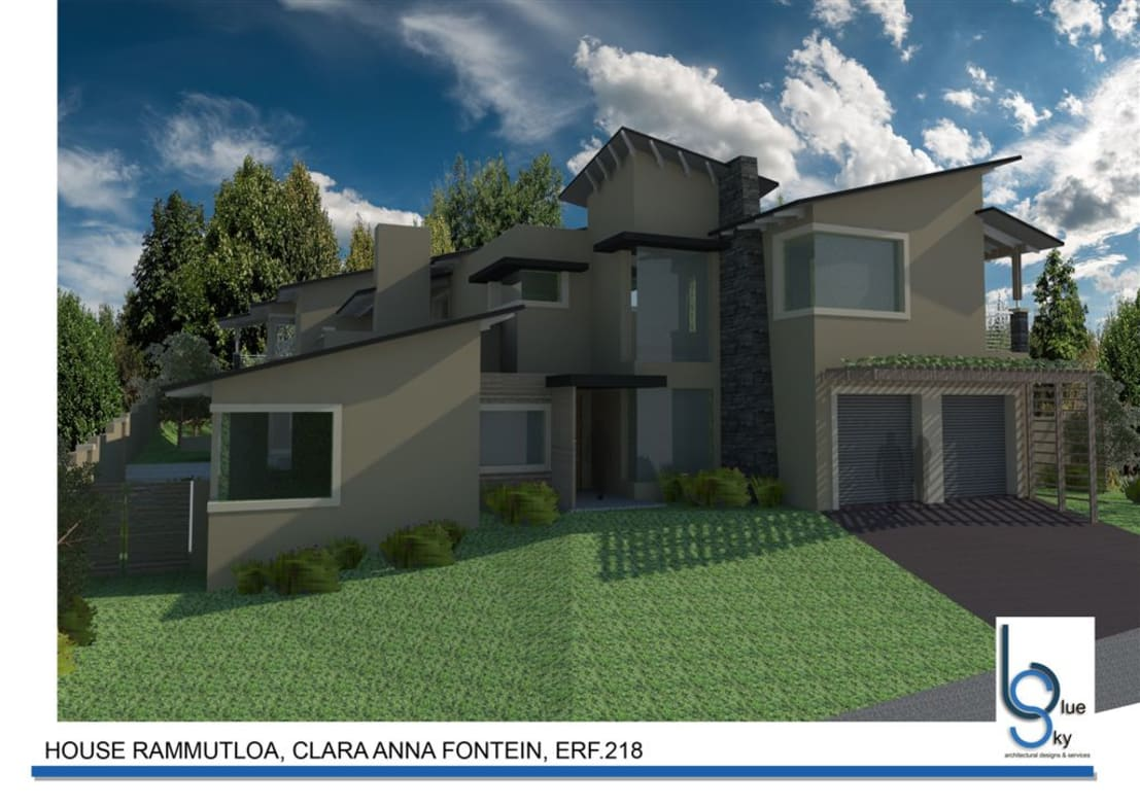House rammutloa clara anna fontein estate new house for Clara house