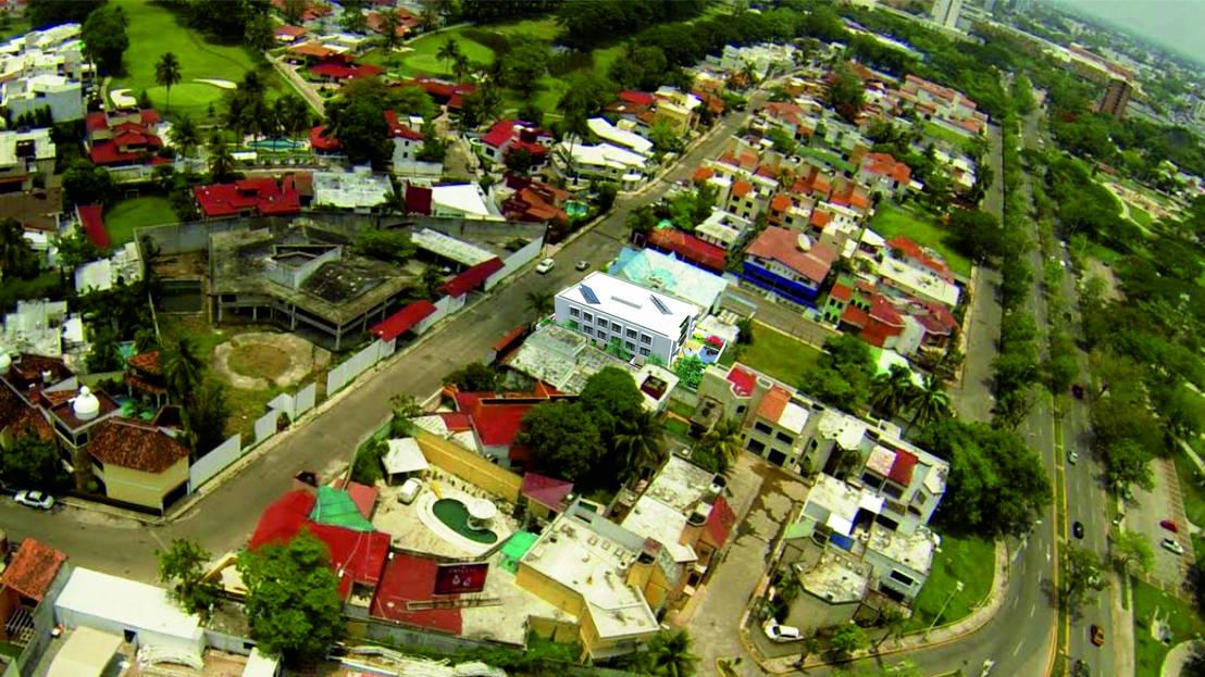 Edif Cio Campeche Premium M Xico Por