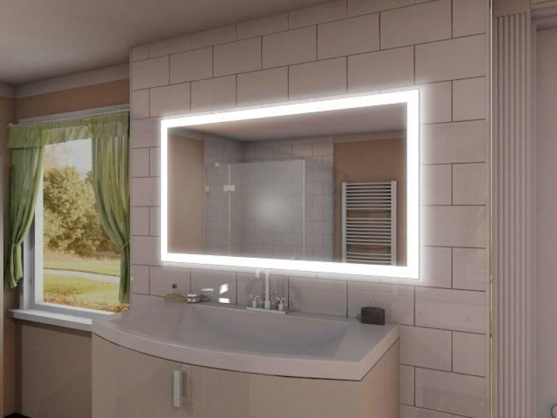 badspiegel mit beleuchtung von ares gmbh spiegel21 homify. Black Bedroom Furniture Sets. Home Design Ideas