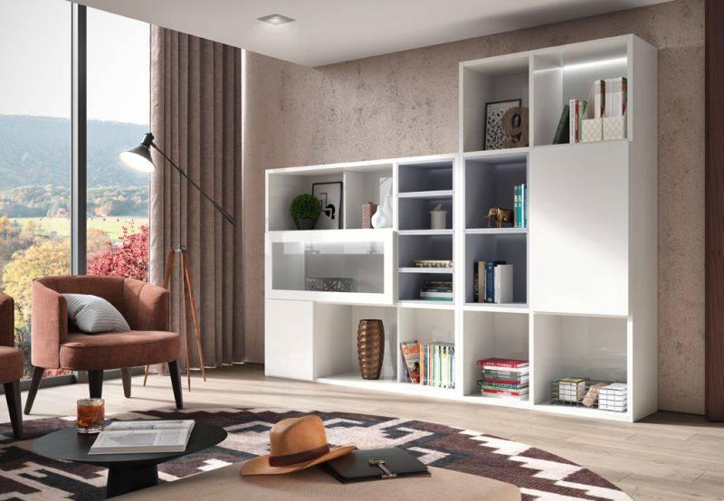 Mueble De Salon Dise O Actual De Avant Haus Homify