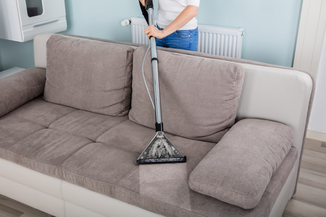 How to properly clean your couch