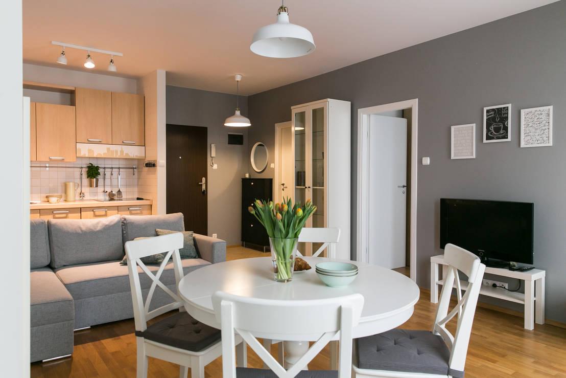 Un appartamento tanto piccolo quanto perfetto for Quanto costa arredare un appartamento