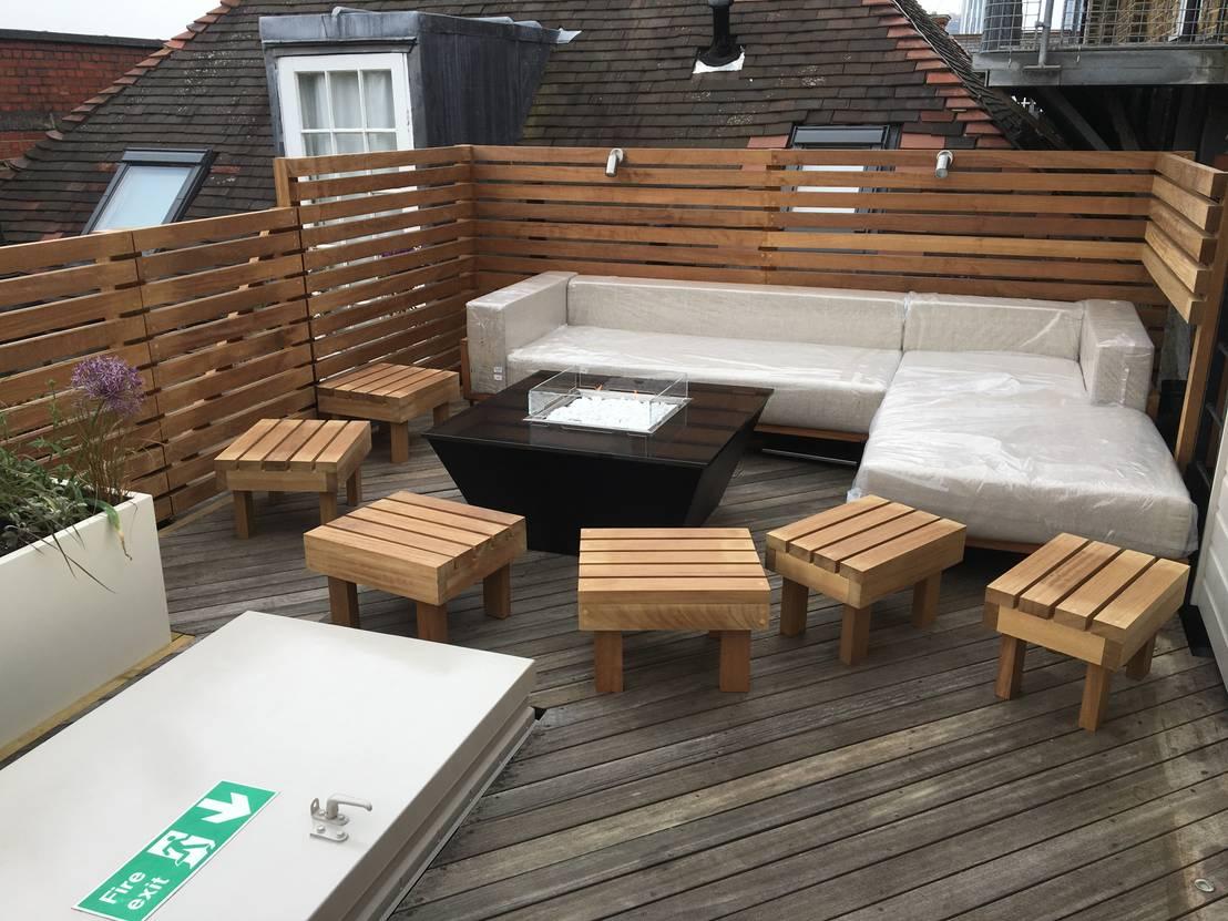 12 deck renovation ideas for Porch renovation ideas