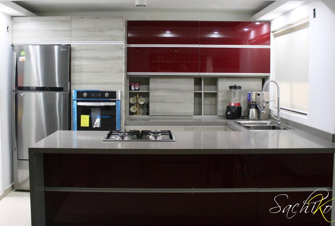 Sachiko Cocinas: diseñadores de cocinas en Zapopan │homify