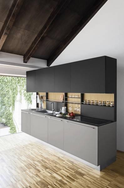 8 cucine a parete che non hanno bisogno dell 39 isola - Cucine a parete ...