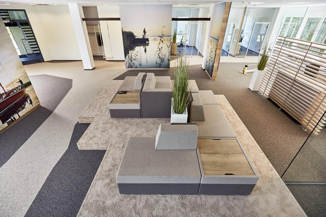 open space b ro mit wohlf hlfaktor von febr b rom bel. Black Bedroom Furniture Sets. Home Design Ideas