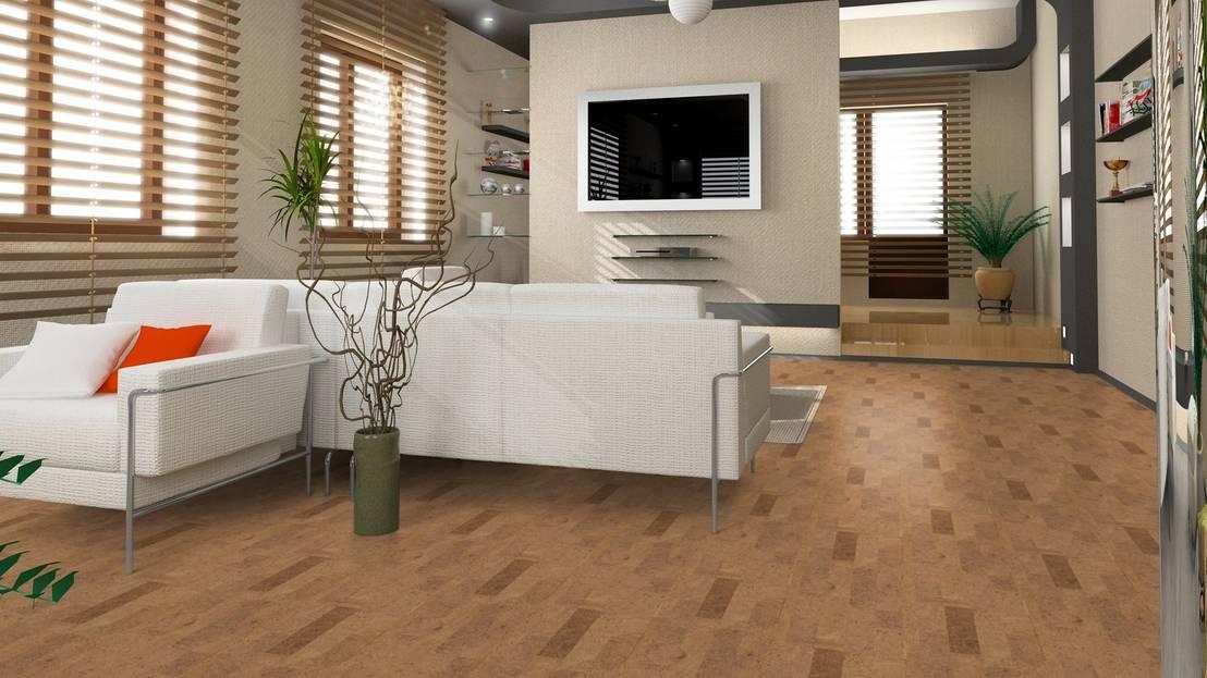 korkboden fertigparkett design strukturiert hartwachs l klicksystem 10 5mm puna von parkett. Black Bedroom Furniture Sets. Home Design Ideas