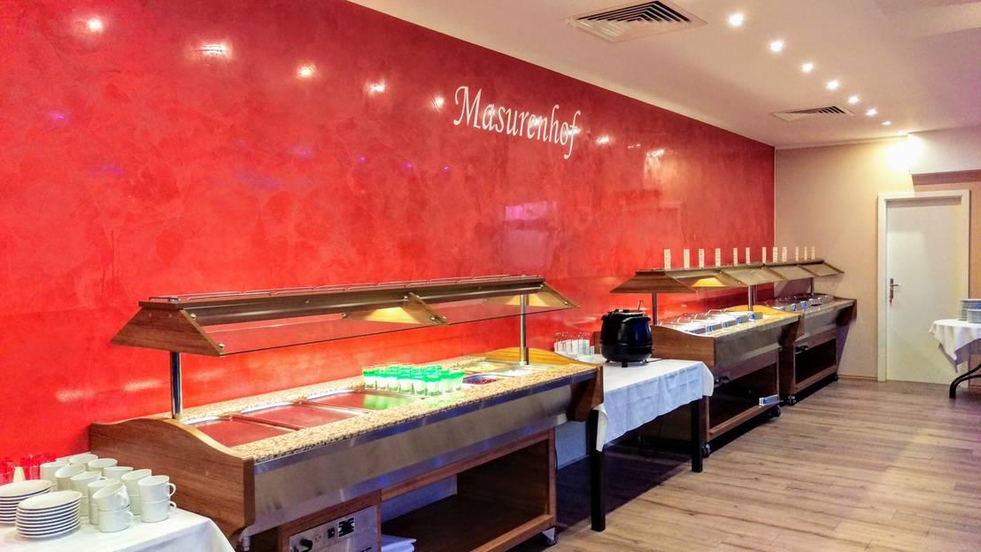 restaurant masurenhof dortmund aplerbeck von stucco royal homify. Black Bedroom Furniture Sets. Home Design Ideas