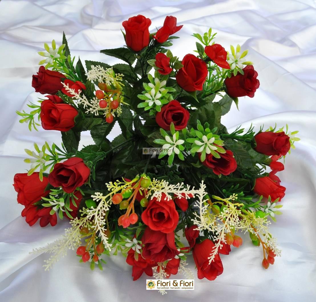 Vaso Con Ortensie Finte bouquet di fiori artificiali di fiori&fiori   homify
