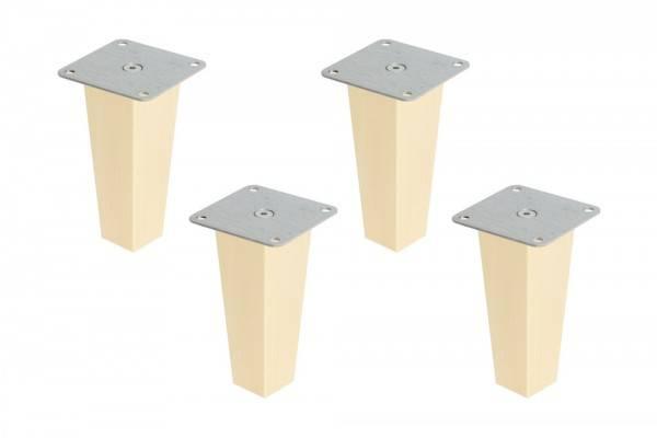 fot - möbelfüße für ikea nordli kommode par nsd new swedish design