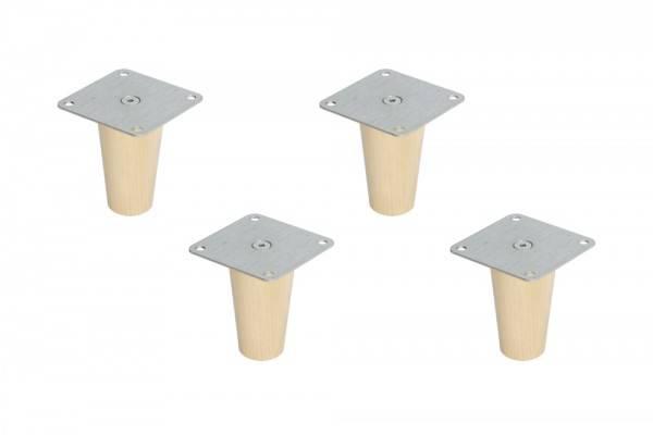 fot - möbelfüße für ikea kallax regal von nsd new swedish design