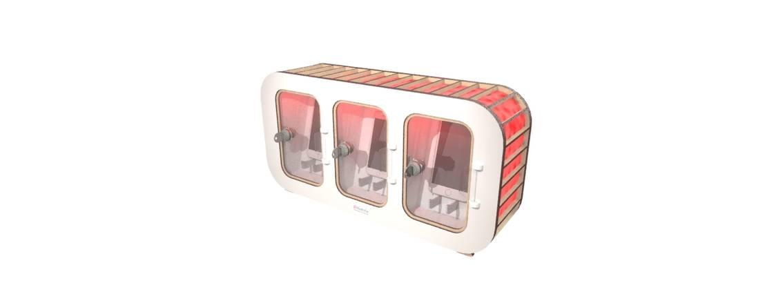 dock go handy ladestation von mabadesign homify. Black Bedroom Furniture Sets. Home Design Ideas