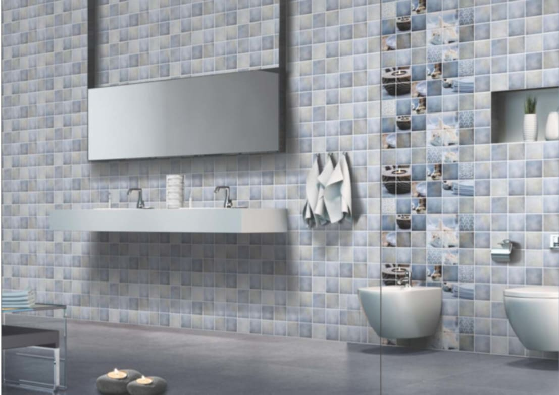 A Fresh Start With New Bathroom Tiles By Somany Ceramics Homify