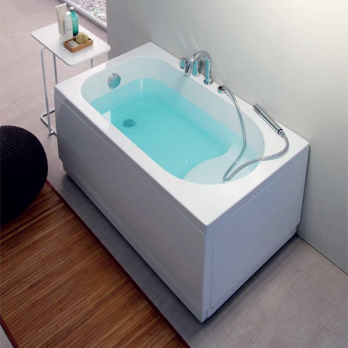 Vasca Bagno 120 X 70.Vasca Da Bagno Moderna Rettangolare Pega 120x70 Di Jo Bagno