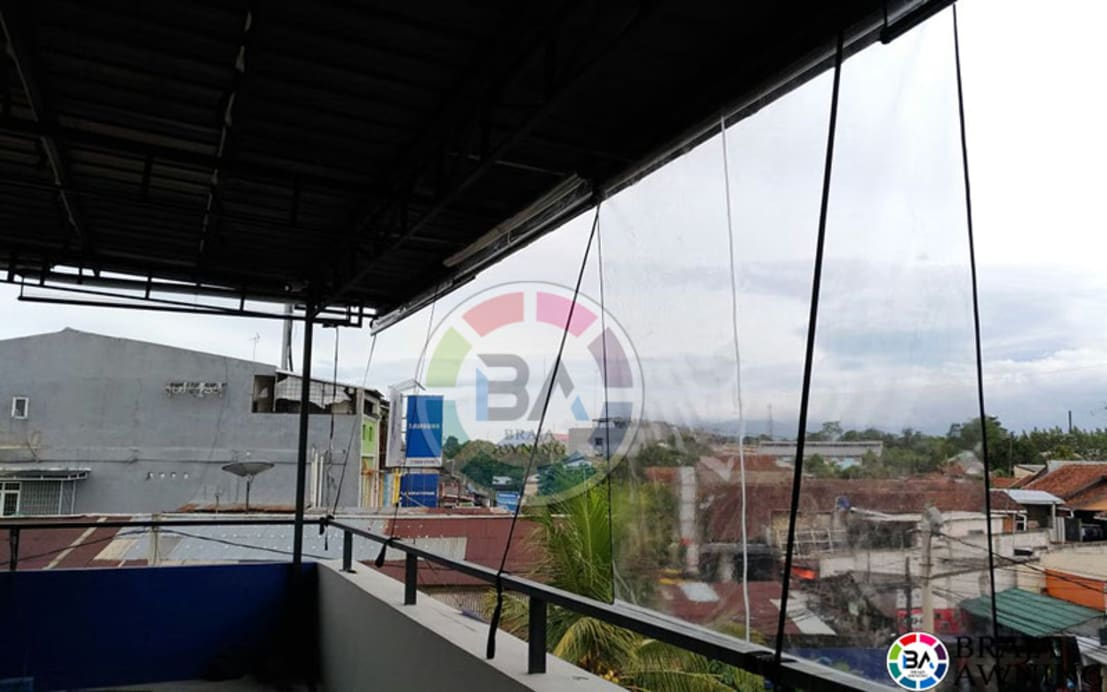 Canopy Transparan By Braja Awning Canopy Homify