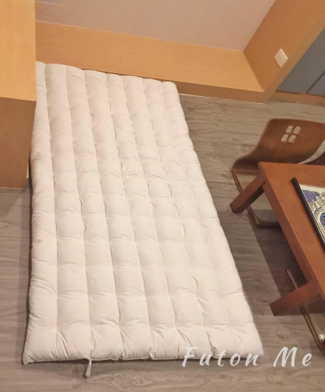 ง Traditional Natural Kapok Futon Bed