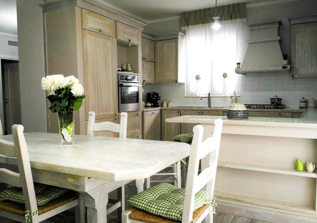 Cucina Stile Rustico di Buongiorno Arredamenti   homify