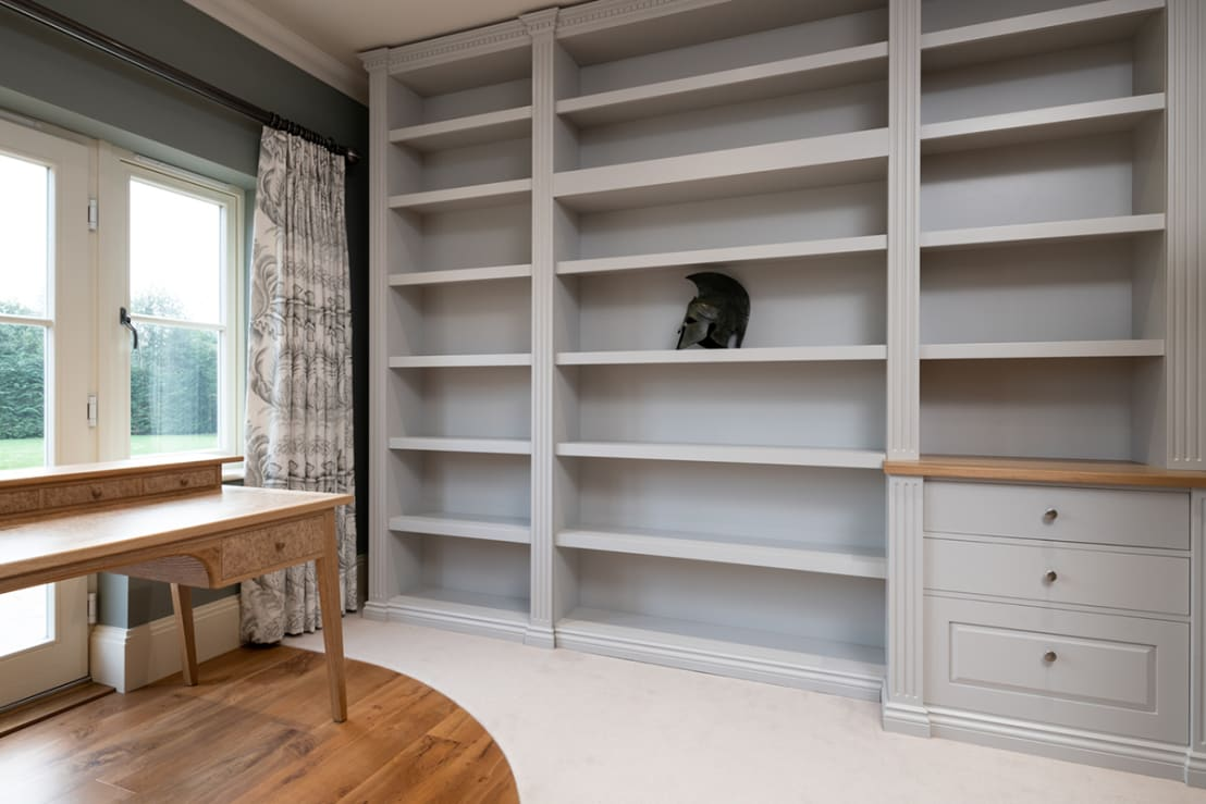 Secret Bookcase Door By S Nicholl Furniture Homify