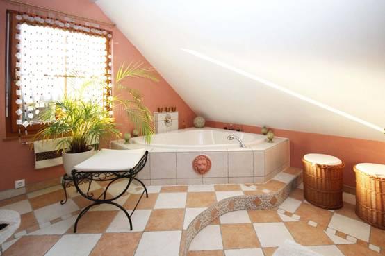 Colore Esterno Casa Salmone : Quale colore per il proprio bagno