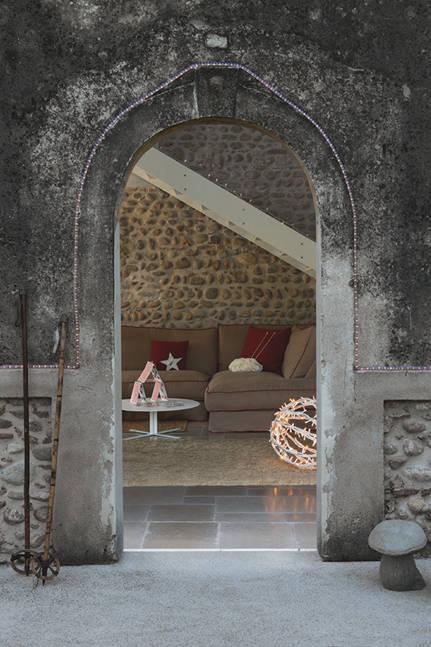 Muri a pietra a vista per gli interni - Muri a vista interni ...
