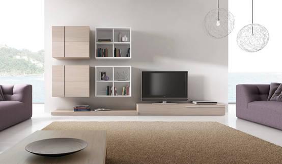 9 ejemplos de mobiliario para el sal n for Mobiliario para salon