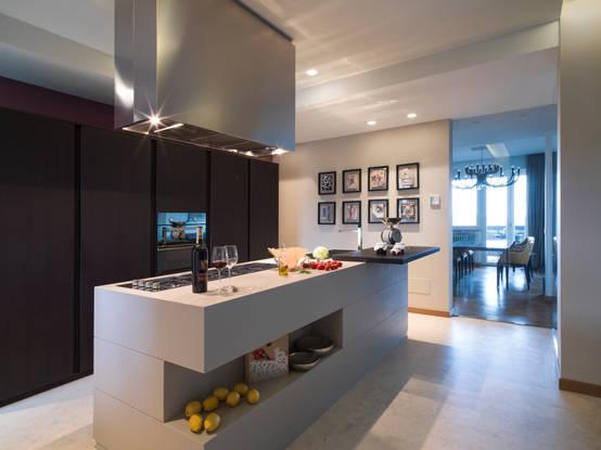 5 cucine quasi professionali da non perdere for Mobili cucine professionali