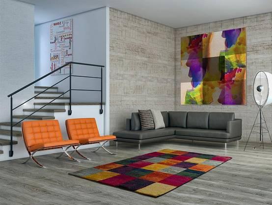Aprende a limpiar las alfombras de tu hogar -correctamente- en simples pasos