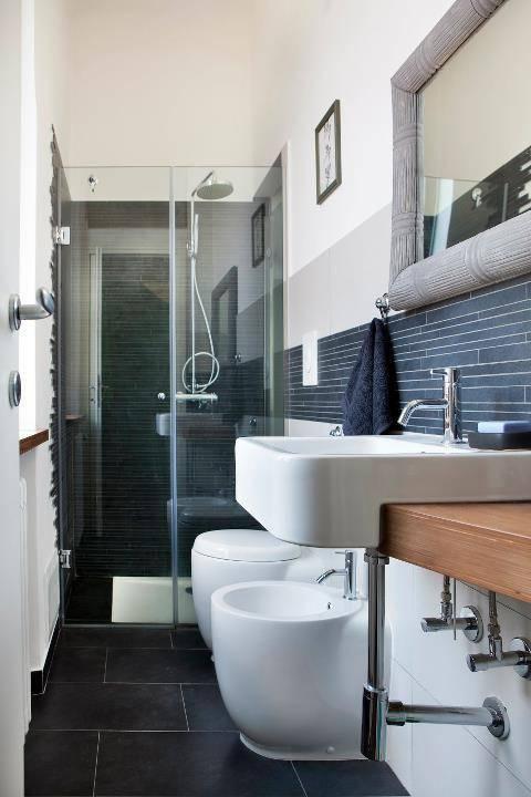 Come ricavare un bagno nella camera da letto - Misure bagno minimo ...