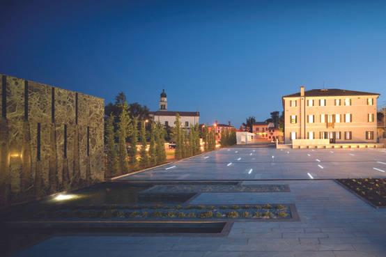 Open Public Place in Povegliano (TV)