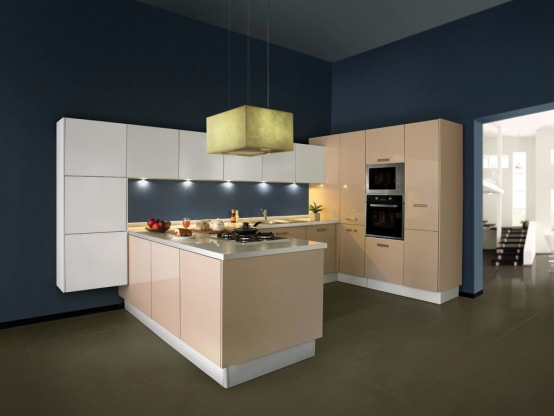 8 Exquisite L Shaped Modular Kitchen Designs