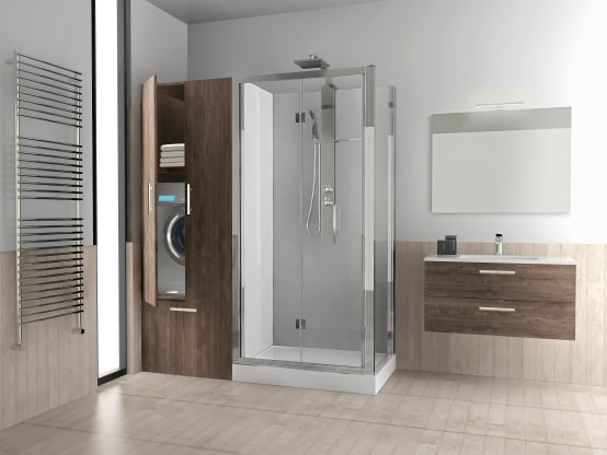 Handdoekrek Voor Badkamer : 10 x inspiratie voor badkamer radiatoren