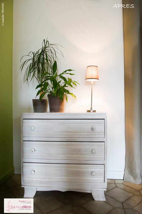 Come dipingere vecchi mobili in legno - Mobili grezzi da dipingere ...