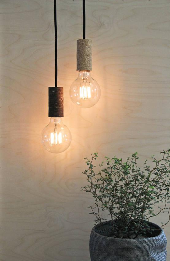 Luces originales bombillas que son l mparas for Luces exterior bombillas