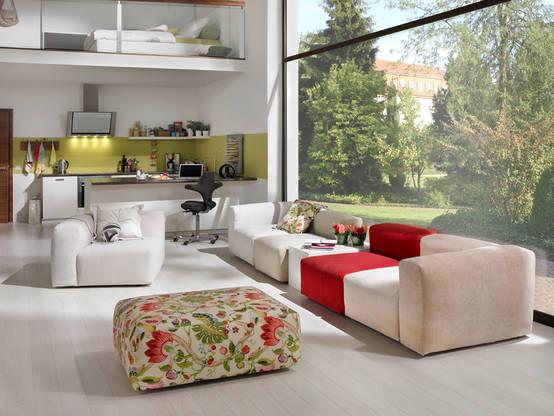 6 coole dekorationsideen f rs wohnzimmer for Dekorationsideen wohnzimmer