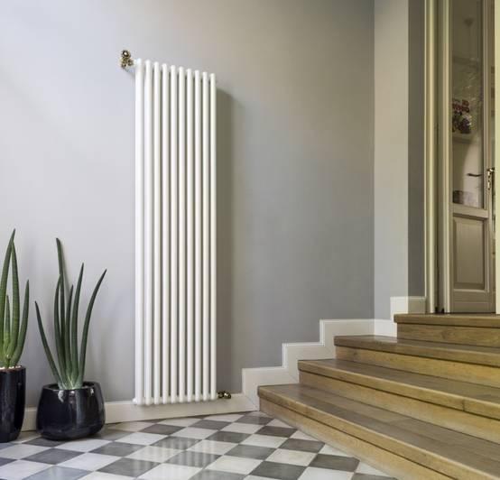 Forme figure ed energie dei radiatori in alluminio for Arredo giardino mestre