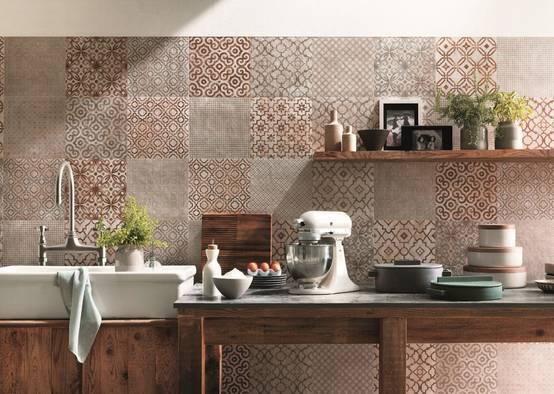 Idee per le piastrelle della cucina