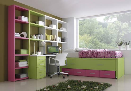 Ideas modernas para un dormitorio infantil original for Dormitorio original