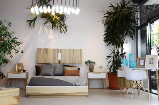 Recámaras de hoy: ¡10 diseños con cabeceras de madera!