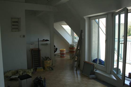 Natuurlijke Zolder Loft : Voor & na: van krappe zolder tot moderne loft